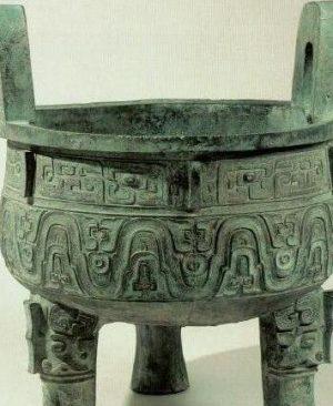 上海博物馆的镇馆之宝[大克鼎]