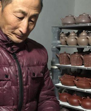顾正权做紫砂壶做了多少年?